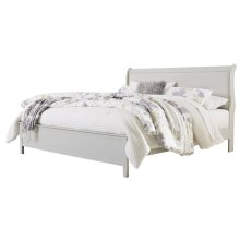 Jorstad - Gray 2 Piece Bed Set (King)