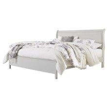 Jorstad - Gray 2 Piece Bed Set (King)