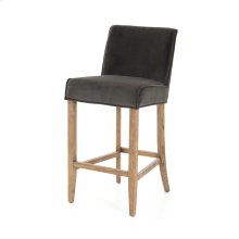 Aria Bar Stool-bella Smoke