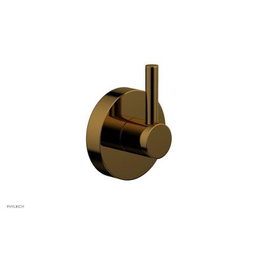 BASIC  BASIC II Robe Hook DB10 - French Brass