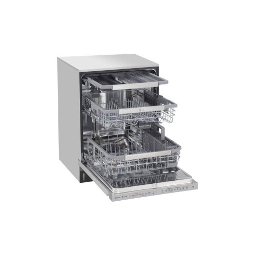 Top Control Dishwasher with Quadwash and TrueSteam®
