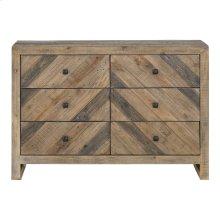Teigen 6 Drawer Dresser