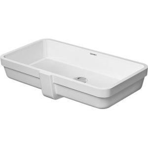 White Vero Air Vanity Basin
