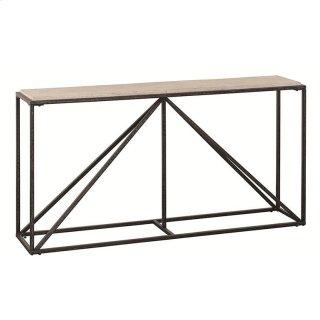 Boulder Console Table