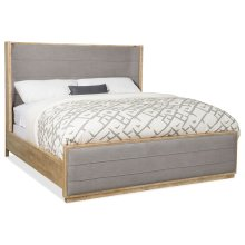 Bedroom Urban Elevation California King Uph Shelter Bed