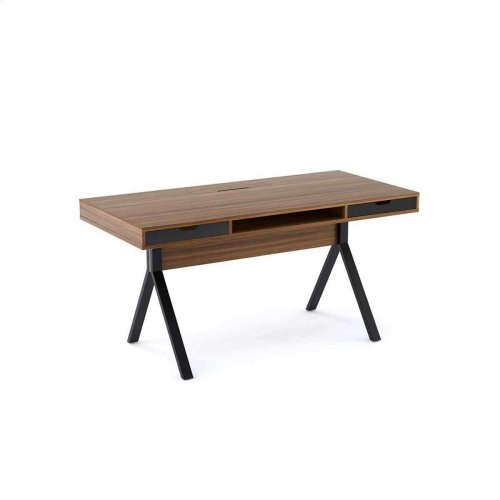 Desk 6341 in Natural Walnut