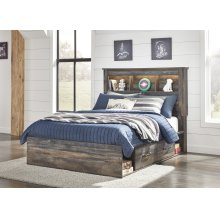 Drystan - Multi 4 Piece Bed Set (Full)