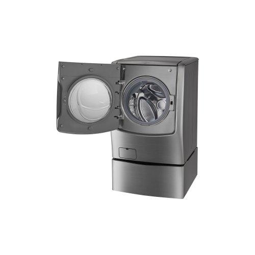 6.0 CU.FT. MEGA Capacity W/ On-door Control Panel & Turbowash®