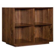 Home Office Elon Bunching Short Bookcase