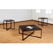 7312 Mayland 3pk Occasional Tables; 1 Cocktail Table & 2 End Tables