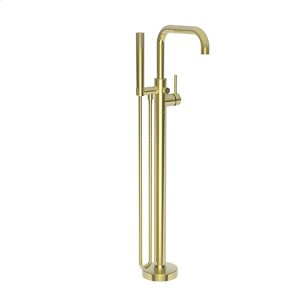 Forever Brass - PVD Exposed Tub and Hand Shower Set - Free Standing Product Image