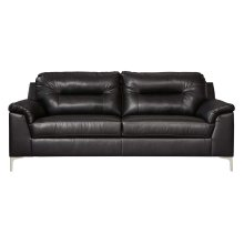 Tensas Black Sofa