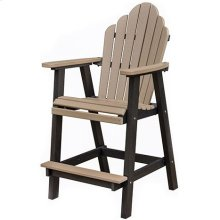 Cozi-Back Bar Chair