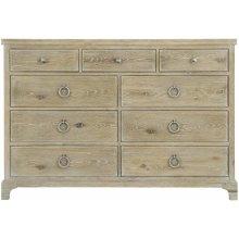 Rustic Patina Dresser in Sand (387)