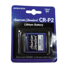 CR-P2 Lithium Battery Power Kit - N/A