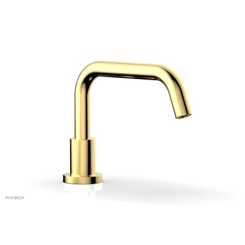 BASIC Deck Tub Spout D5132 - Polished Gold