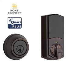 Traditional Signature Series Deadbolt with Home Connect, 2nd Gen - Venetian Bronze