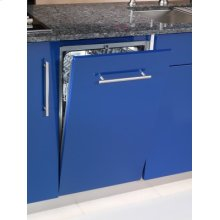 """18""""/45cm wide, fully integrated dishwasher"""