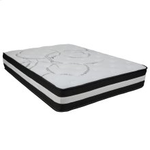 12 Inch Foam and Pocket Spring Mattress, Full in a Box