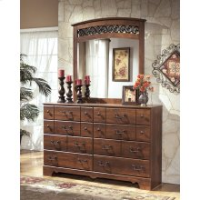 Timberline - Warm Brown 2 Piece Bedroom Set