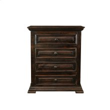 Charleston Cowboy Nightstand