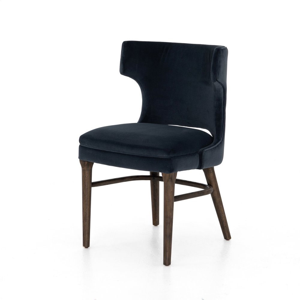 Modern Velvet Shadow Cover Task Chair