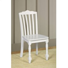 Lauren White Chair