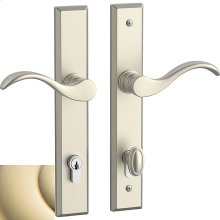 Lifetime Polished Brass Del Mar Multipoint