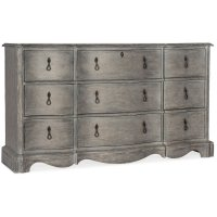 Bedroom Beaumont Nine-Drawer Dresser Product Image