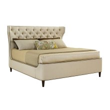 Mulholland Upholstered Platform Bed Queen