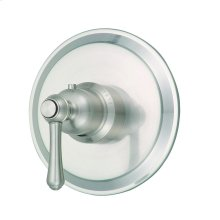 "Brushed Nickel Opulence® Single Handle 3/4"" Thermostatic Valve Trim Kit"