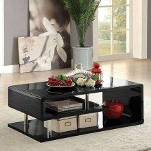 Ninove Coffee Table, Black