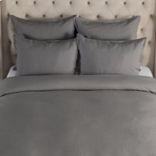 Arcadia Charcoal 3Pc Queen Set