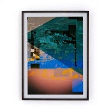 Buena Vista 1 By Gold Rush Art Co. Frame