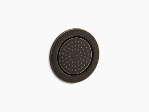 Oil-rubbed Bronze Round 54-nozzle Body Spray With Soothing Spray Product Image