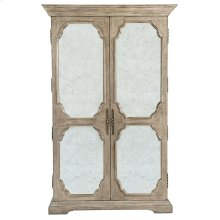 Campania Armoire in Weathered Sand (370)