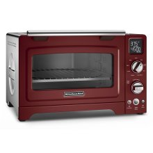 "12"" Convection Digital Countertop Oven Gloss Cinnamon"
