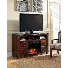 Gabriela - Dark Reddish Brown 2 Piece Entertainment Set