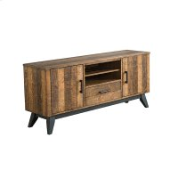 "Urban Rustic Console 60"" Product Image"