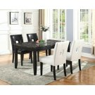 Anisa Casual Black Dining Table Product Image
