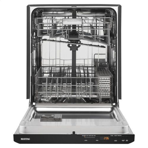 Top Control Dishwasher with Most Powerful Motor on the Market