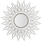 Calista Metal Mirror Product Image