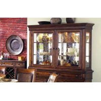 Larkspur China Hutch Product Image
