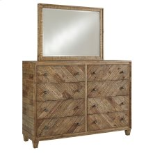Grindleburg - Light Brown 2 Piece Bedroom Set