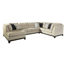 Beckendorf - Chalk 3 Piece Sectional