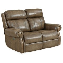 Living Room Brooks PWR Loveseat w/PWR Headrest