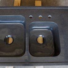 Custom Double Basin Drop