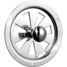 Chrome Plate Ships ventilator