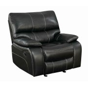 Willemse Black Glider Recliner Product Image