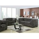 Alexis Charcoal Two-piece Living Room Set Product Image